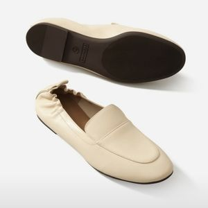 New W/O Box Everlane Day Loafer in Cashew